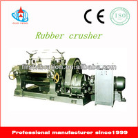 High quality rubber tyre crusher for rubber powder/granule/particle/grain