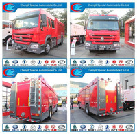 180hp Fire Fighter Engine,New Fire Fighter Trucks