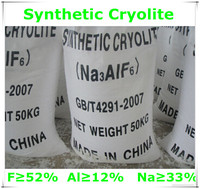 Bulk buy high quality 98%min synthetic cryolite fireworks raw material