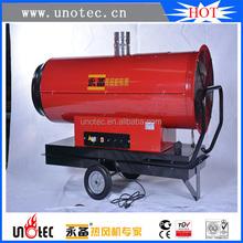 Efficient diesel Fan heater with EU standard