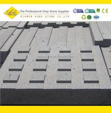cheap paving stone ,Black granite blind stone,tactile stone