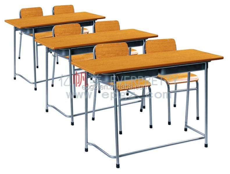 aula escritorio de alta calidad y un banco para los estudiantes sfd
