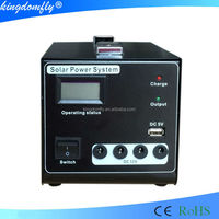 10w off grid whole house solar power system dc output