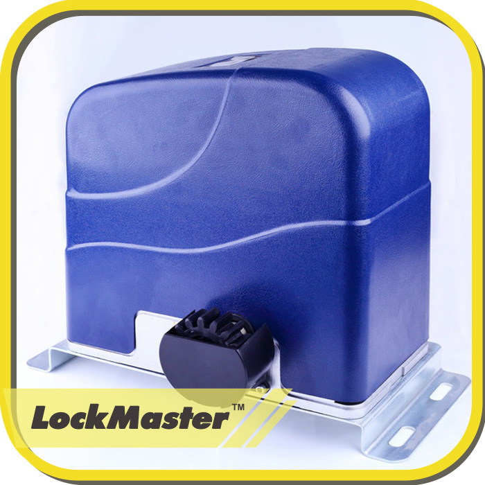 Lockmaster CE/EMC/RoHS Approved 24VDC Door Motor sliding gate opener