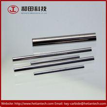 2015 Jinlei nouveau produit de tungstène solide tige de carbure made par métallurgie des poudres techniques