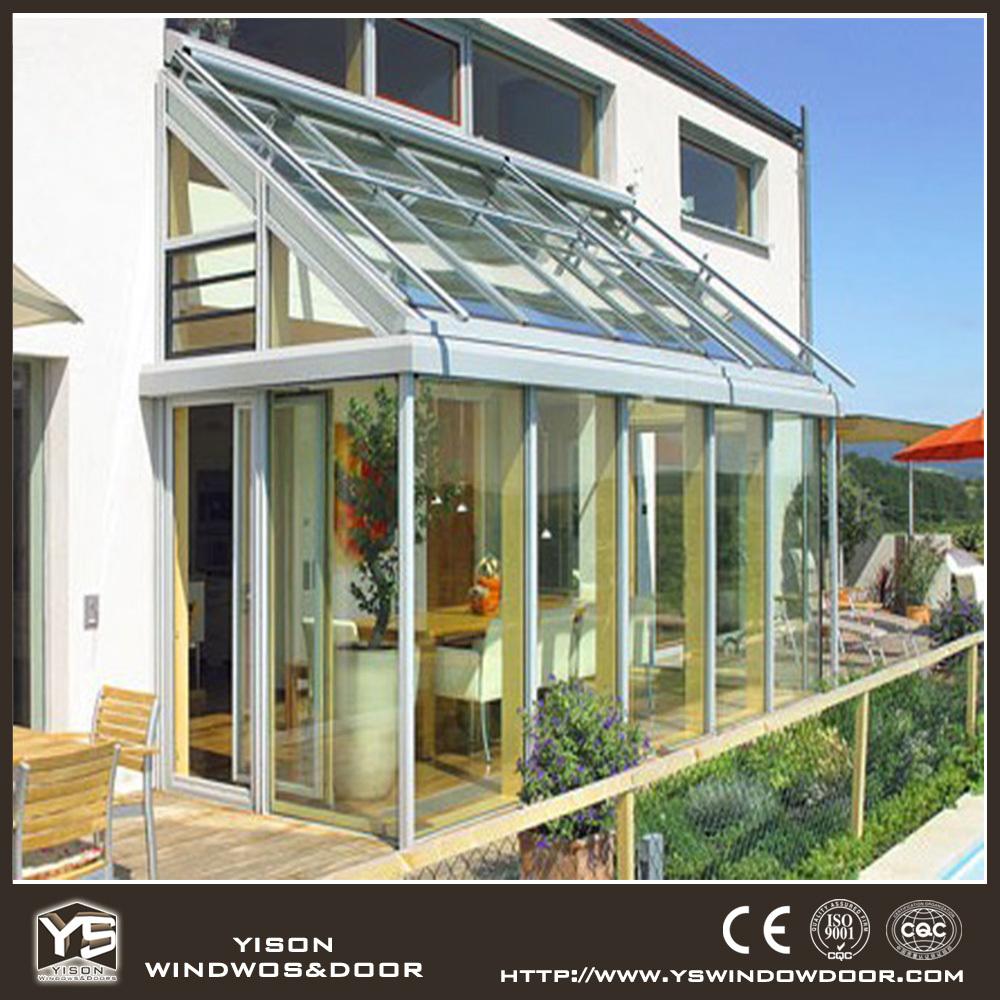 4 season sun room aluminum glass sunroom patio sunroom for 4 season solarium