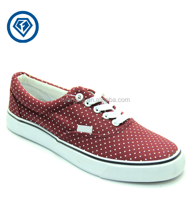 high quality canvas shoes design new model casual