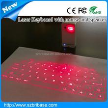 2015 New 66keys Qwerty English Laser virtual Smart Phone keyboard