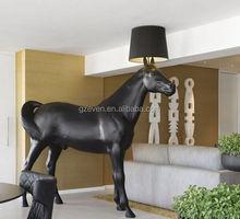 Engineering Hotel Lighting venue big place horse Horse Lamp Floor Lamp Large