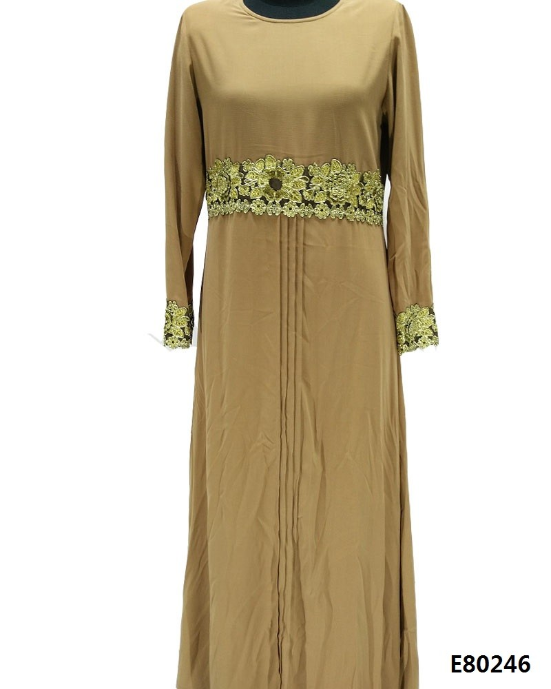 Wholesale Modern Fashion Kaftan Abaya Islamic Clothing