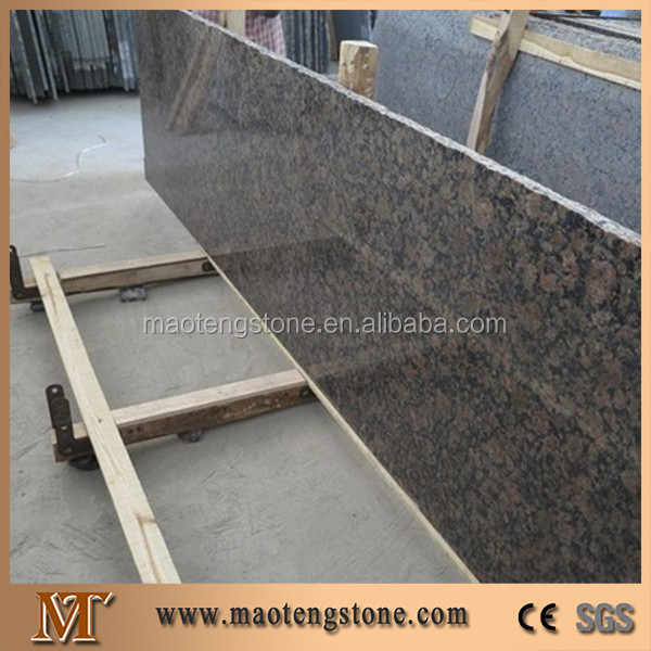 Hot Sales Granite Baltic Brown Polished Brown Stone Slabs