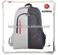 2015 new design colorful laptop travel backpack be suit for lady
