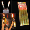 2015 party romantic birthday candles fountain torch fireworks Indoor Ice Fireworks party wedding wholeSale