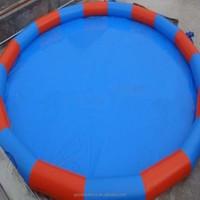 2014 new design swimming pool/ inflatable outdoor pool made by the best factory in China inflatable crocodile pool float