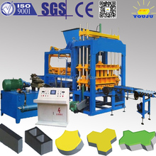 SiComa Blender competitive price building automatic QT5-15 brick machine buyer