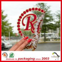 customized printing static sticker no glue window sticker decal manufacturer