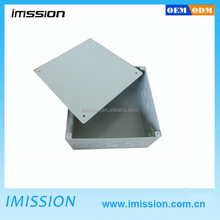 aluminum stamping parts group with oxidation silver