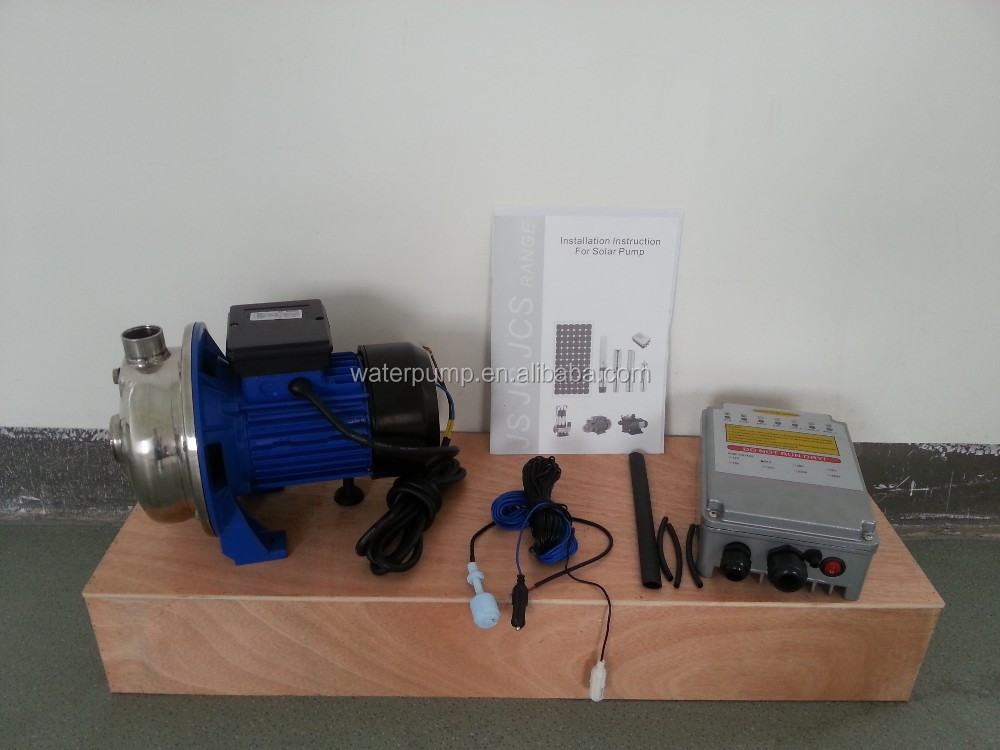 Solar dc water pump system price