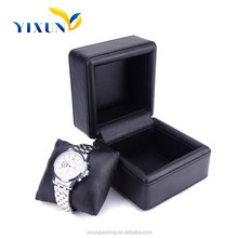 Wholesale leather watch travel case manufacturer