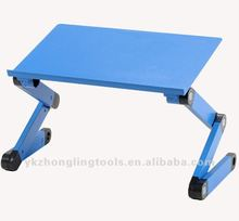 portable folding laptop table dimension