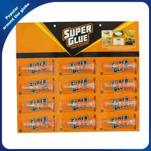 Strongest Cyanoacrylate 3g Aluminum Tube Super Glue 502