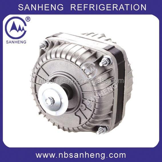 Yjf20 high quality shaded pole motor electric fan motor for Shaded pole induction motor