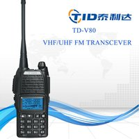 best price 5 watts dual band handy talky