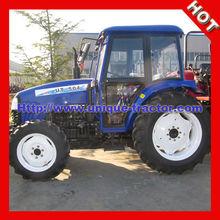 venta caliente de la alta calidad 50hp 4wd tractores agrícolas