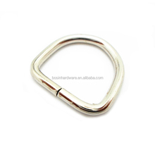 Fashion High Quality Metal Thick D Ring For Dog Leash