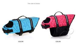 Hotsales Fashion Design Pet Life Jacket Equipment Dog Life Jacket