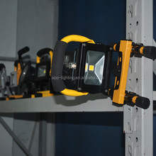 10W COB battery powered USB function dimmable led work lights rechargeable led magnetic work light