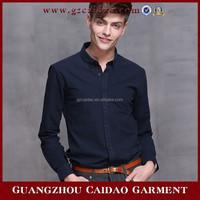 2015 fashion designer stripe long sleeve mens casual patch pocket shirts