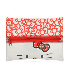 2015 china special printed cute chear pvc toiletry bag