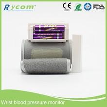 Portable Home Digital Wrist Blood Pressure Monitor Omron Bp Monitor
