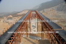 sanjiaotan b800 converyor cinturón sistema para la industria de la minería