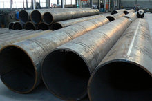 ASTM A106/A53/API 5L GR.B carbon seamless steel pipe