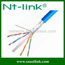 Awg 24 gato. 6 ftp lan cable de proveedores