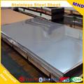 Aisi ASTM 304 2B superfície de aço inoxidável placa de Metal / folha