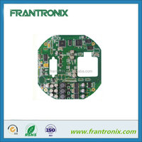 Printed circuit board fabrication electronic pcb assembly
