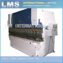 LMS metal sheet hydraulic press brake machine