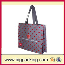 OEM &ODM Available Fashion New Design Reusable Eco friendly Purple PP Woven bag Purple Eco friendly PP Woven Bag