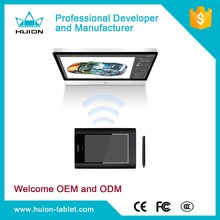 New HUION W58 8*5'' 2048 Levels USB Professional Art Graphics Drawing Tablet Digital Tablets Writing Tablet Black