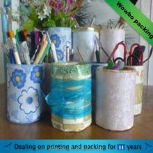 pen / pencils tube paper box container