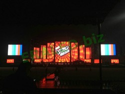 colorfull color led display xxx movie