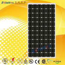 high quality marine 205wp solar panel with TUV UL
