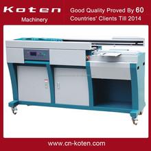 A3, A4 Size Perfect Thermal Book Binding Machine, Reasonable Price Of Glue Binding Machine.