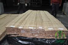 Natural Wood Veneeer ,Africa Zebra Veneer for Home Furniture, panel faced veneer