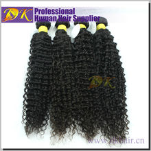 Natural Color Wholesale Real Virgin Remy Hair Electric Hair Massager