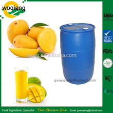 Industrial mango puree concentrate fruit juice concentrate for juice factories