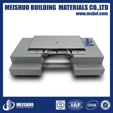 Wall metal concrete slab expansion joint filler in building materials